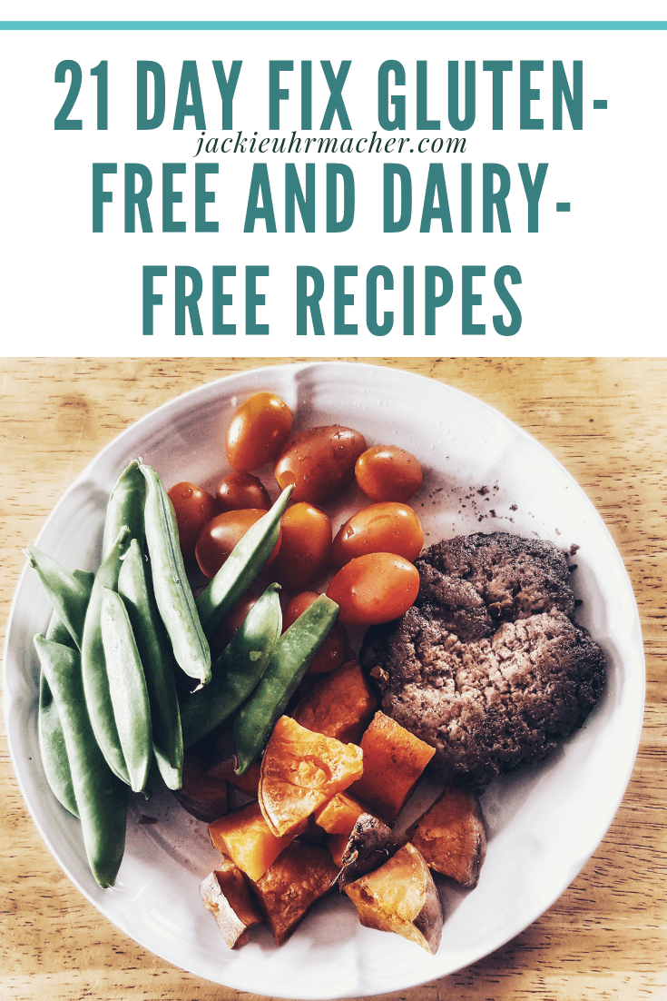 21 Day Fix Dairy Free Recipes Her Crochet