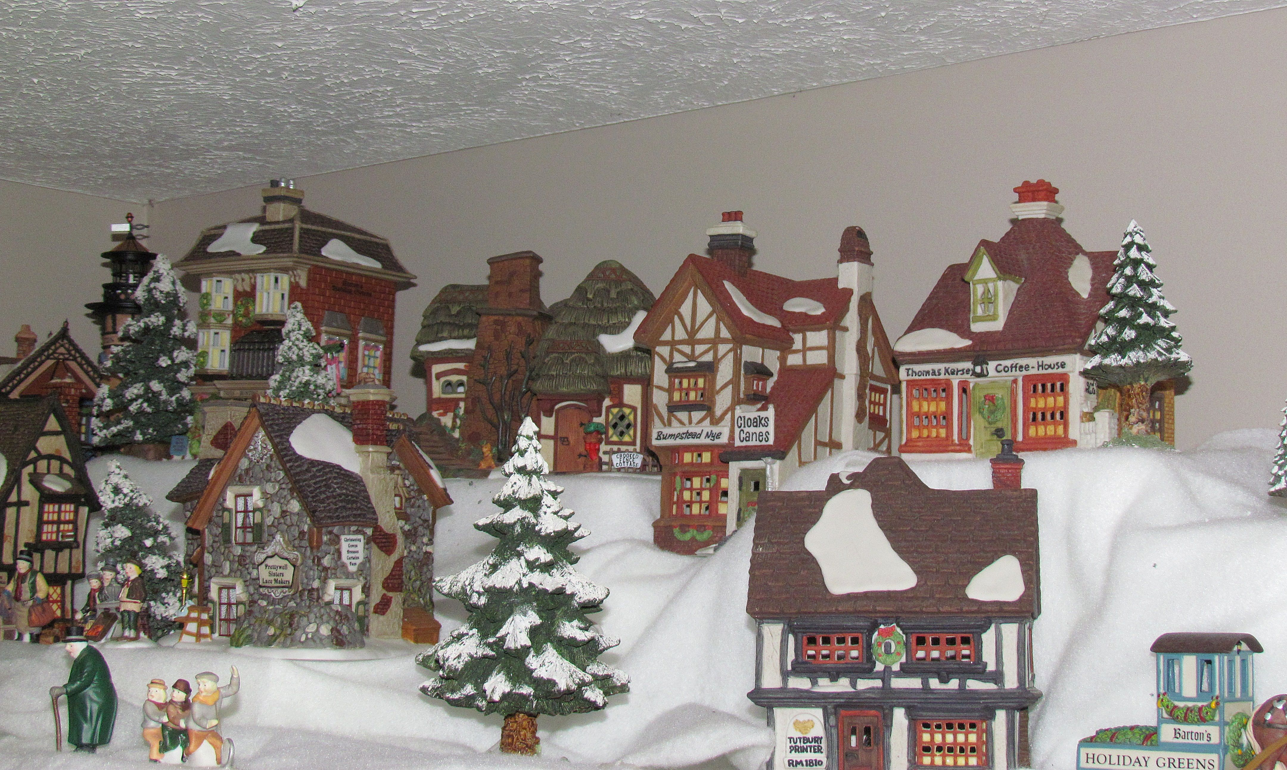 11+ Department 56 christmas home decor information