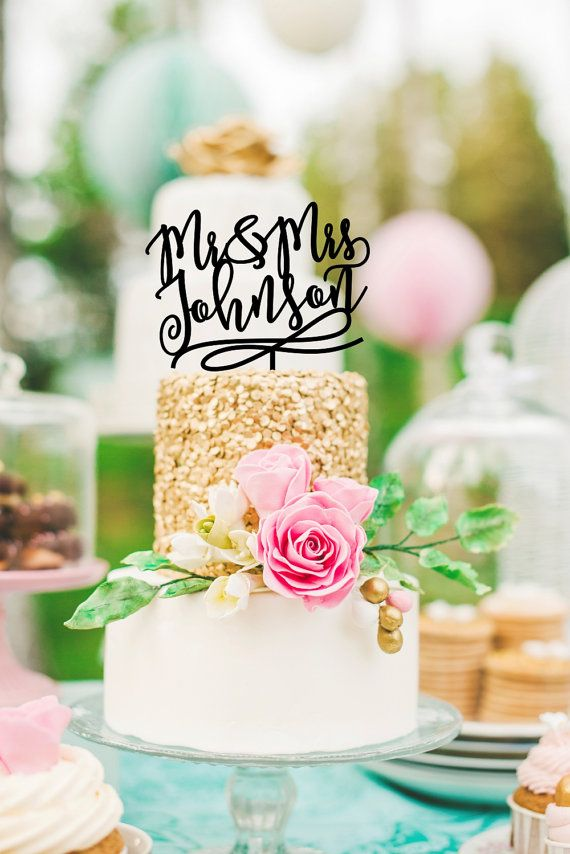 18 Wedding Food Trends That Will Be Huge in 2016 Wedding cake