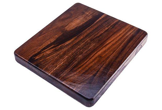Walnut Edge Grain Tapas Board on OneKingsLane.com