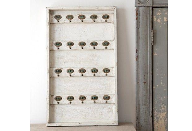 Huge Old Hotel Key Rack From Antiquefarmhouse Com Http Www