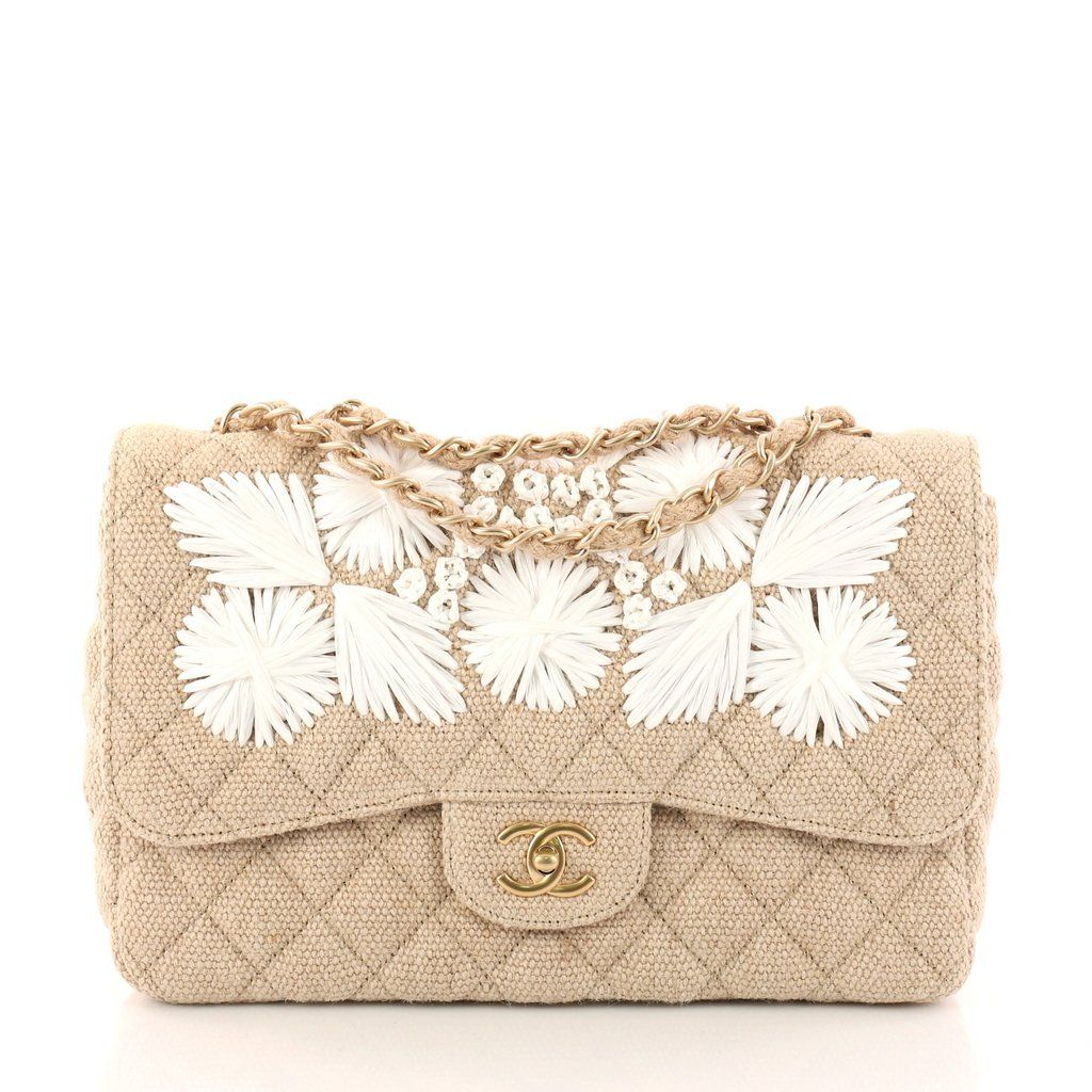 Chanel Country Coco Flap Bag Fl
