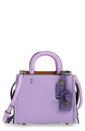 ce3850779d COACH 1941 COACH 1941 Rogue 17 Leather Satchel available at #Nordstrom