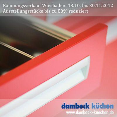 Küchen - Bis zu 80 Nachlass auf Ausstellungsstücke in Wiesbaden - gebrauchte küchen koblenz