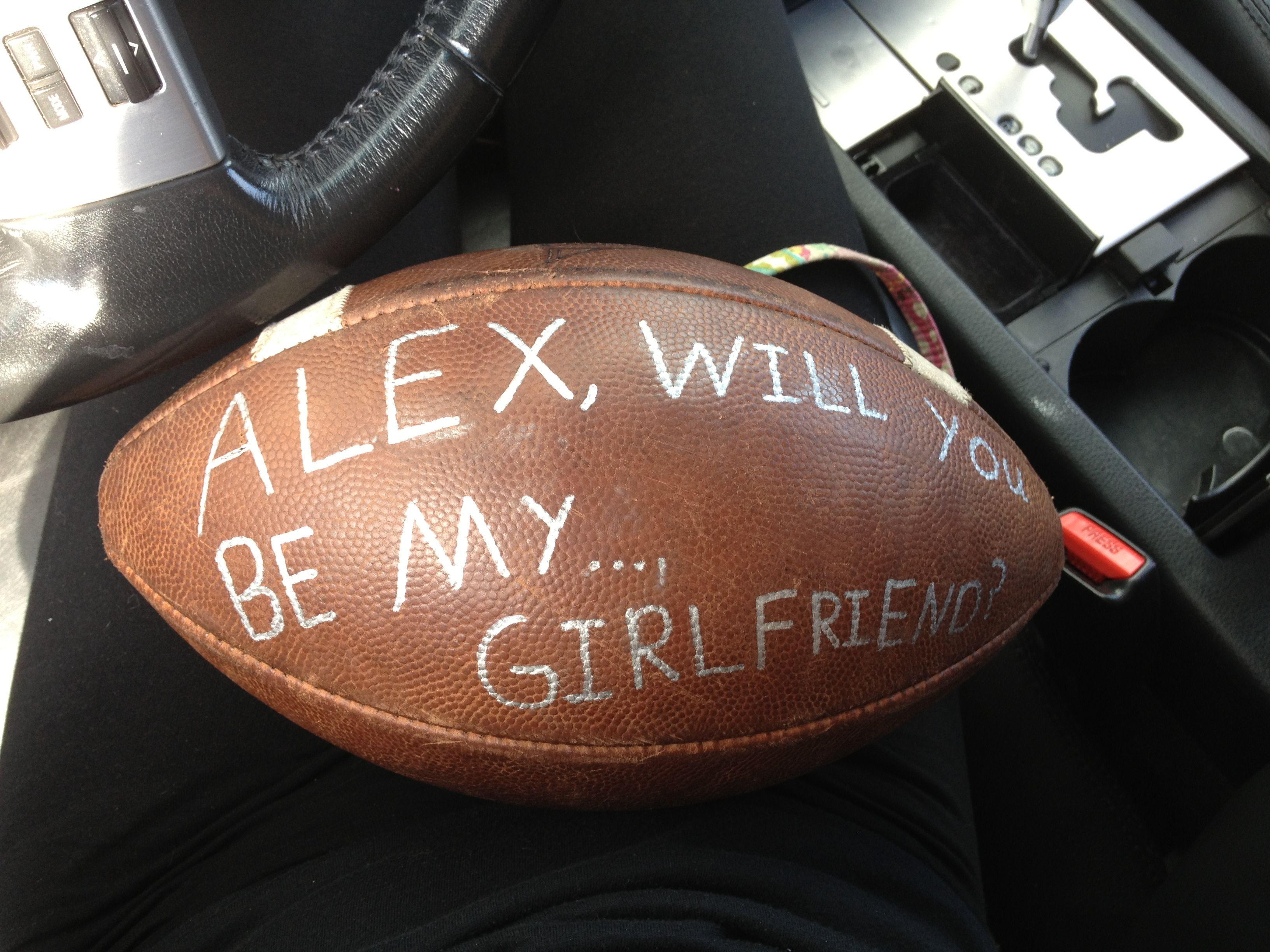 The Perfect Way To Ask A Girl To Be Your Girlfriend