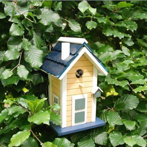 Nichoir maison à oiseaux | Histoire de jardin