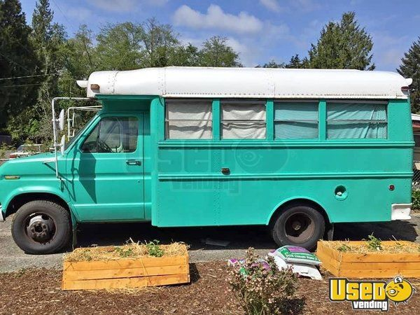 Ford Econoline Step Van Truck For Conversion For Sale In