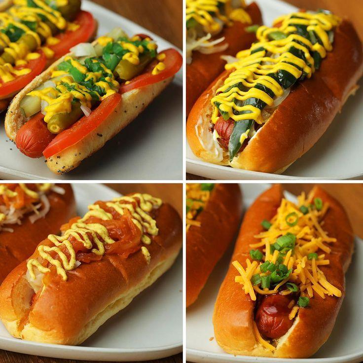 new york city dog recipe by tasty recipe dog recipes hot dog recipes recipes pinterest