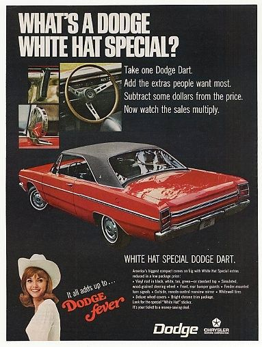 1975 Dodge Dart Hardtop Our Only Car 1969 1975 Was Much Like This One But Ours Was Beige With A Ta Vintage Muscle Cars Automobile Advertising Car Advertising