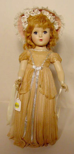 2202: Madame Alexander Fairy Queen Doll NR : Lot 2202