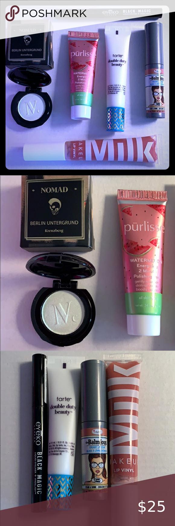 Nomad purlisse tarte Milk Beauty Bundle New in 2020