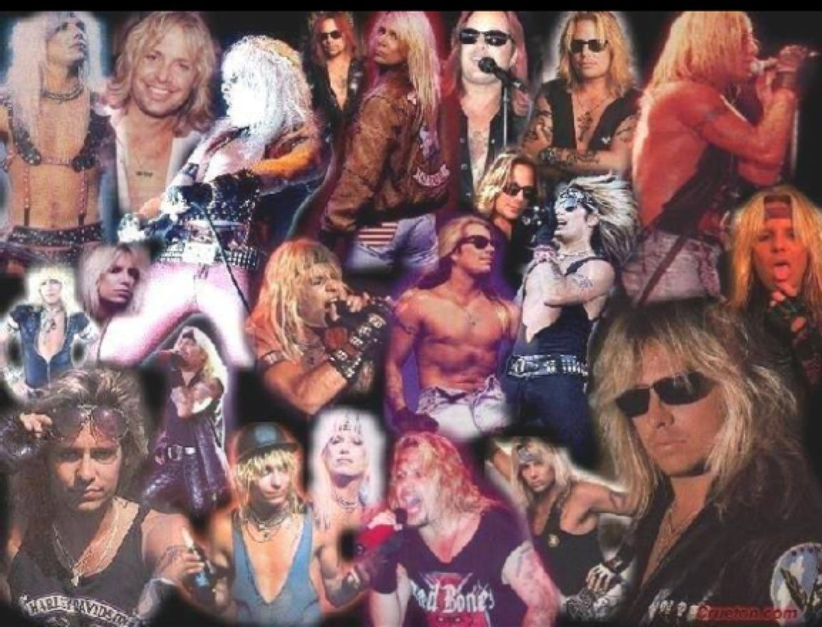Pinned from Pin It for iPhone Vince neil, Motley crue