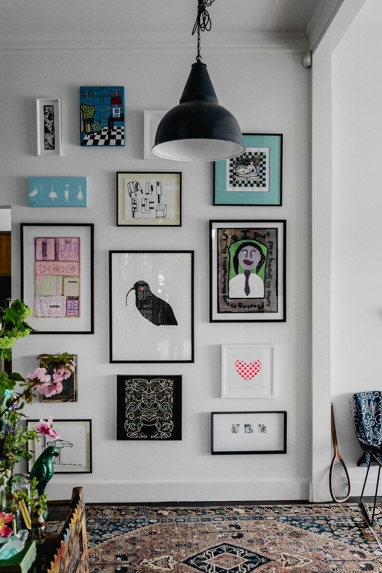 Ways to Bring Your Gallery Wall to The Next Level Pinterest