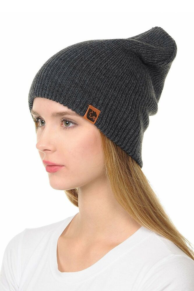 Unisex Long Knitted Hat Cap fashion Hip-hop all season Warm Baggy Beanie   fashion  clothing  shoes  accessories  unisexclothingshoesaccs   unisexaccessories ... 7074c5793ca