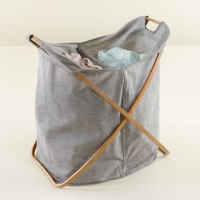 Laundry Hamper Double Interior Design Amp Decorating Ideas