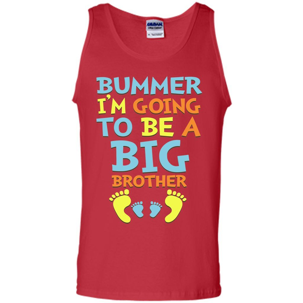 Bummer I'm going to be a Big Brother Older Bro Family T-Shirt
