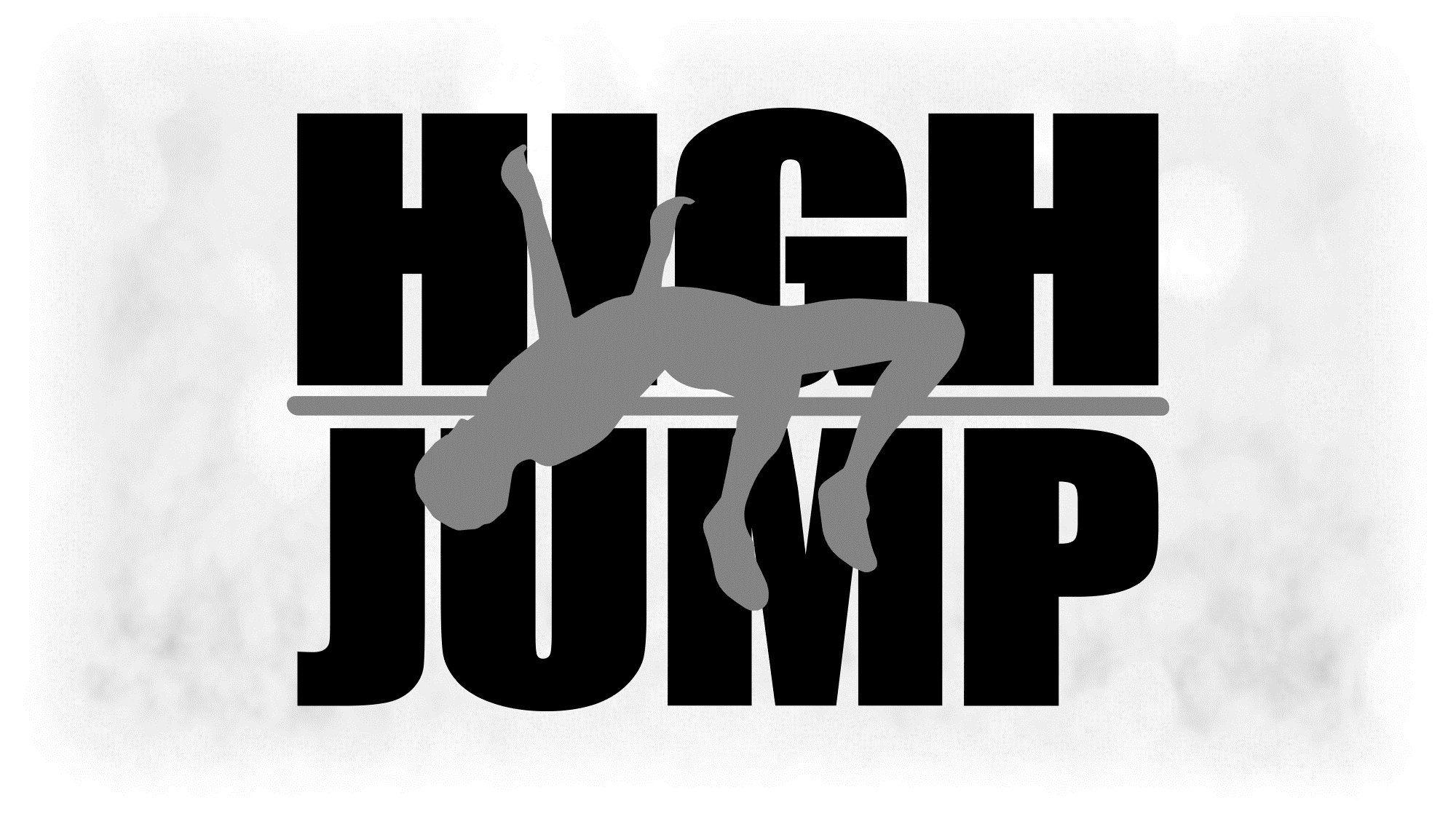 20+ Jump Clipart Black And White