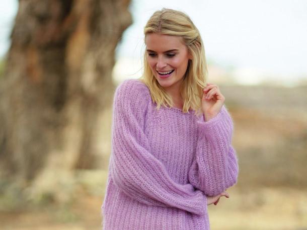 Photo of Oversize-Pullover stricken: Mit diesem Muster kannst du es machen Wonder Woman