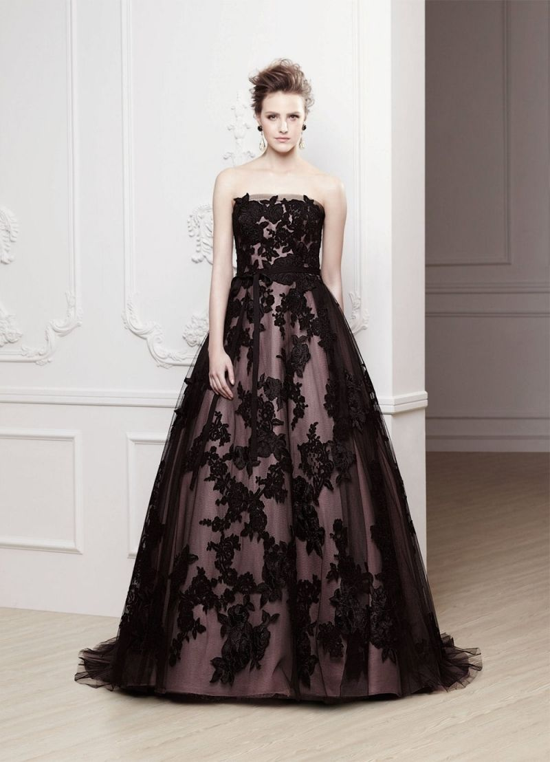 Wedding Dress Gothic Plus Size Wedding Dresses gothic wedding ...