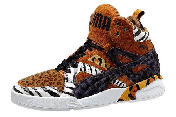 Explorez Chaussures De Sport Pour Homme et plus encore ! Madbury Club x PUMA  Future Trinomic Slipstream Lite Zebra