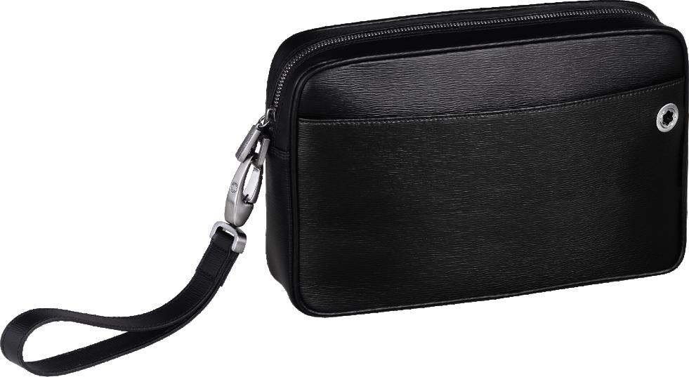 75409fe9fcbd5 Montblanc presents:4810 Westside Clutch Bag with Zip | men Clutch ...
