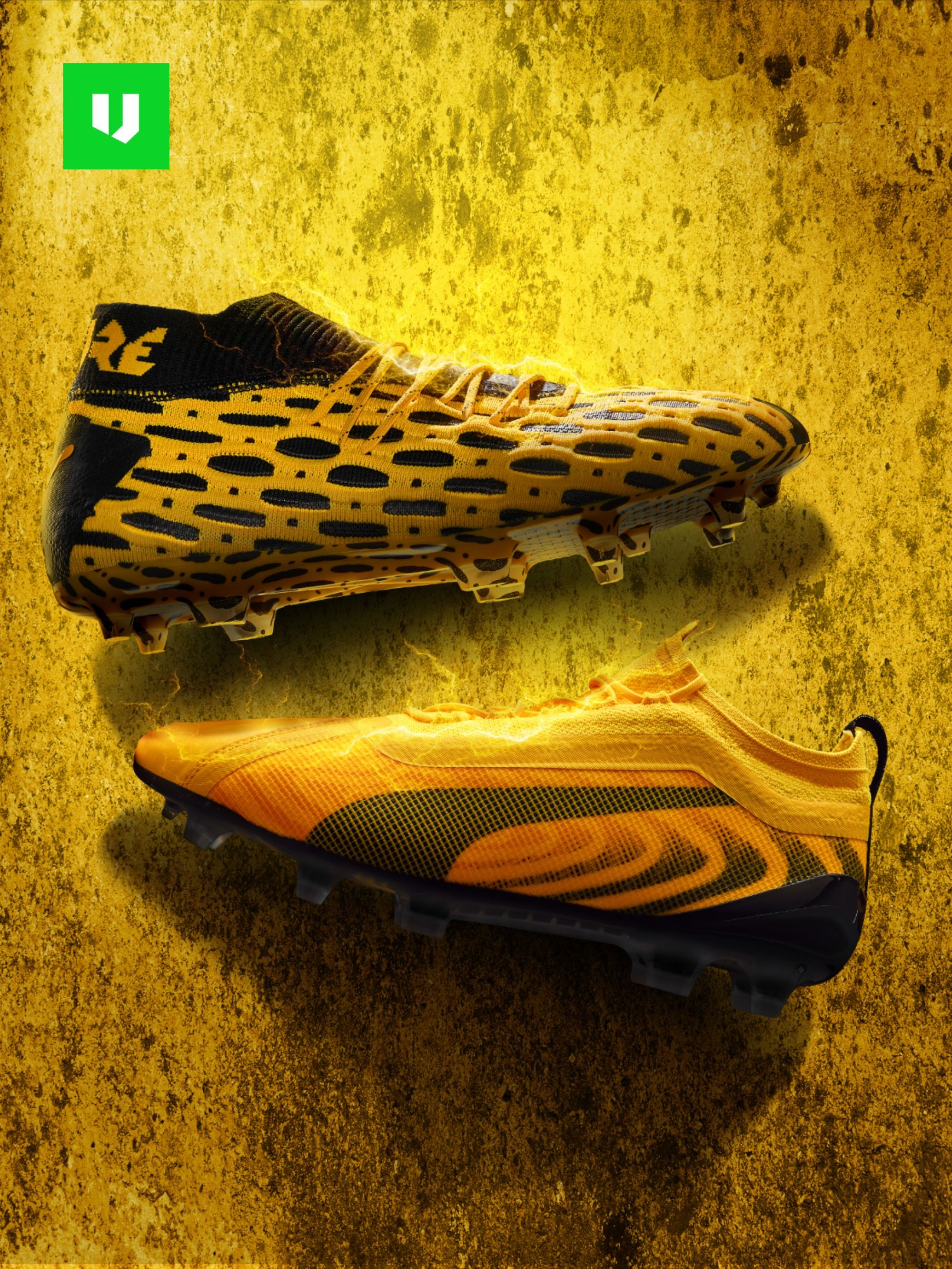 Pre Order The Warm And Radiant New Puma Spark At Unisport Em 2020 Chuteiras