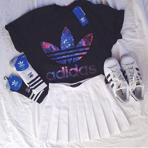 8d19688ccea adidas clothes for girls - Google Search | PUPPIES SO CUTE | Adidas ...