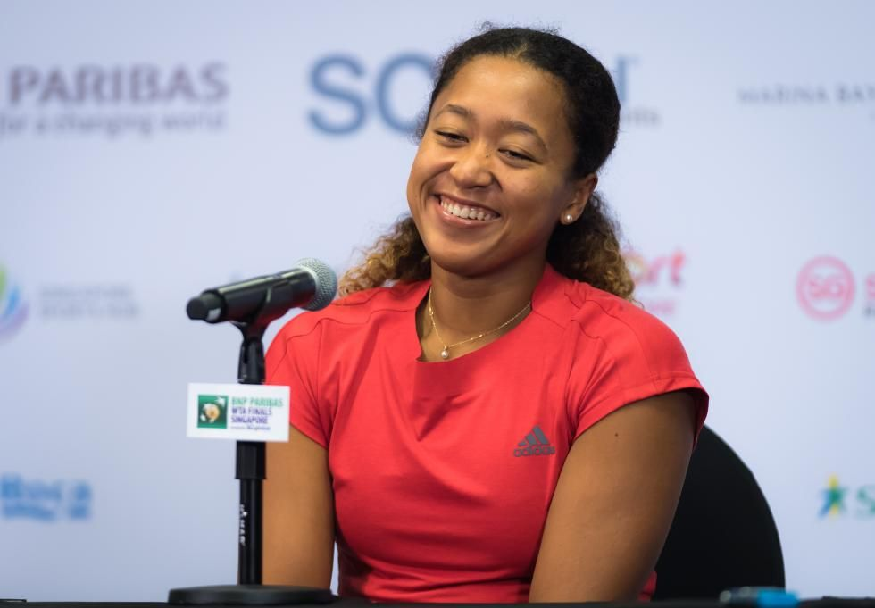 Naomi Osaka Rearing To Play Matches Again Best Tennis Rackets Tennis Players Osaka