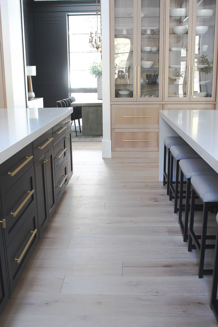 The Forest Modern Kitchen Q A The House Of Silver Lining Modern Farmhouse Kitchens Farmhouse Style Kitchen Kitchen Style