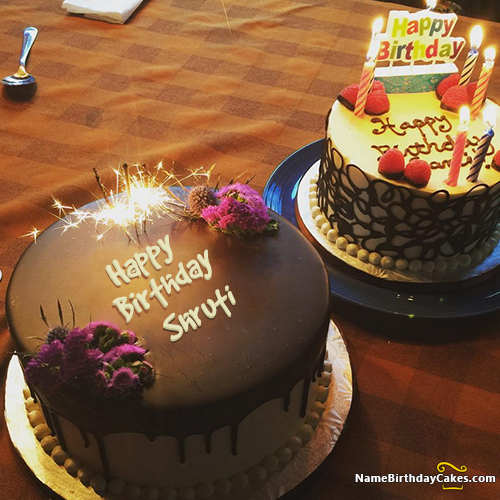 The Name Shruti Is Generated On Happy Birthday Images Download Or Share With Your Friends Or Relatives Make Feel Them Extra Special And Happy