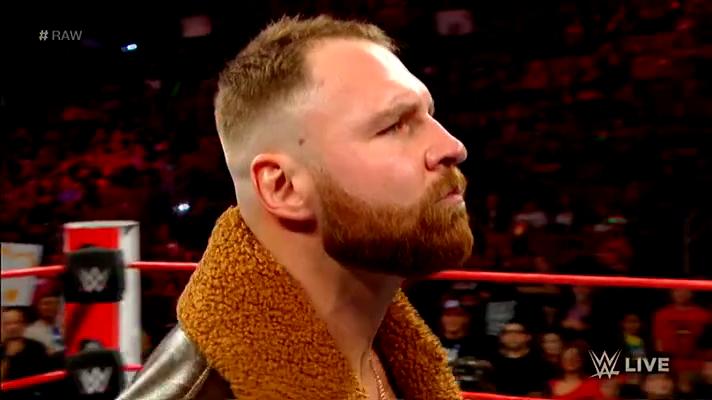 Wwe Raw Dec 3 2018 Dean Ambrose Wwe Hair Styles