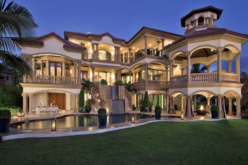 Beachfront Luxury | Luxury homes dream houses, Mansions, Dream mansion
