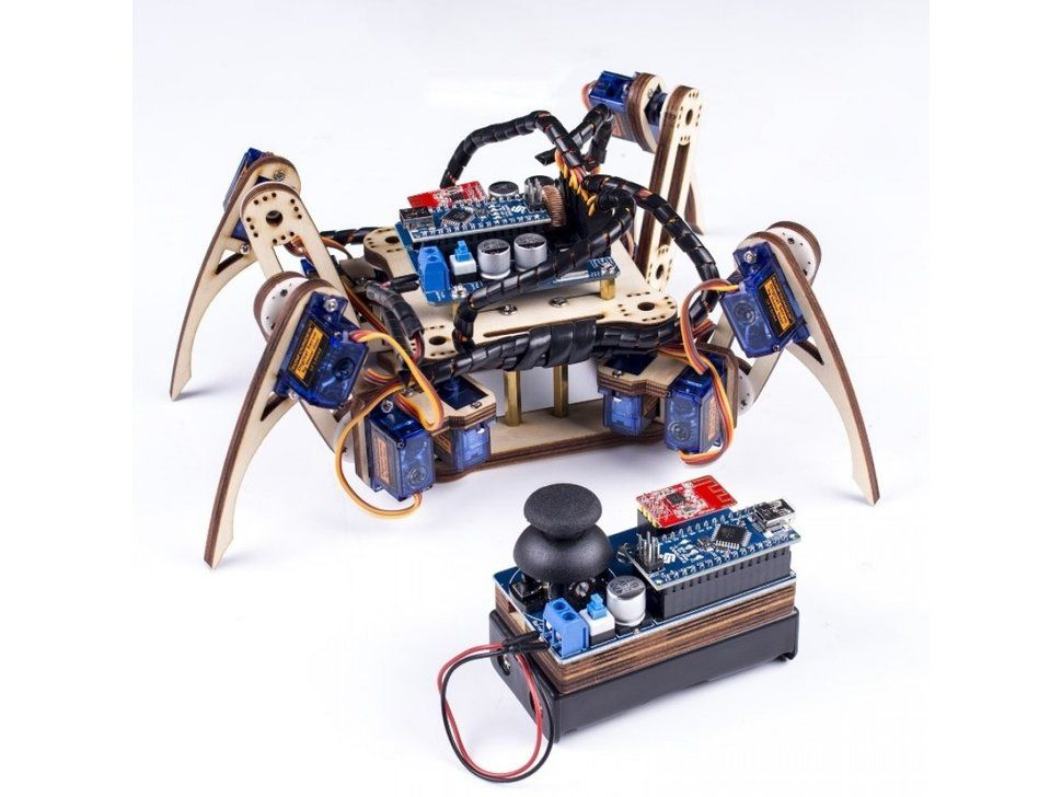 7 Unique Arduino Kits You Don T Want To Miss Robot Kits Arduino