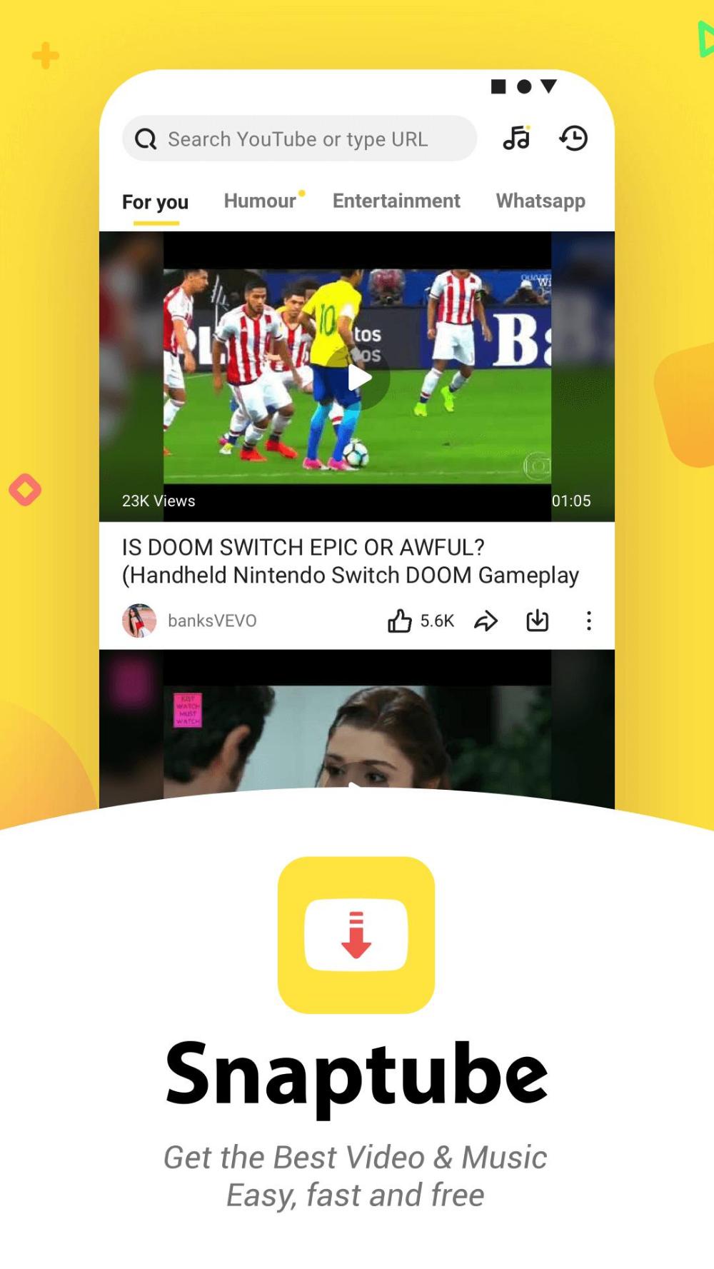 Youtube Downloader And Mp3 Converter Snaptube Android Apps Apk Download Snaptube Youtube Video To Audio Converter Android Apps