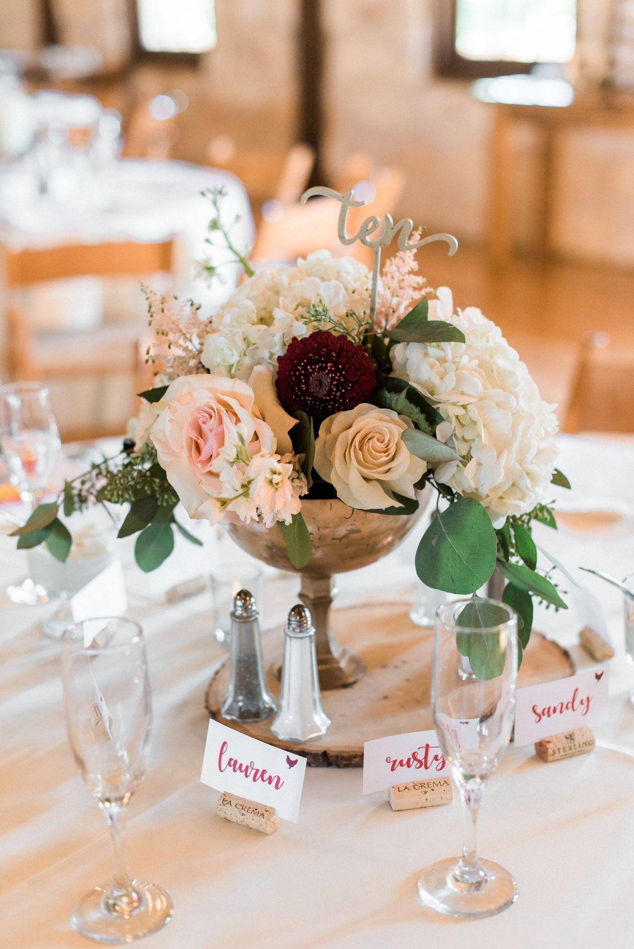 The Springs In Mckinney Rose Gold Wedding Table Wedding Table Centerpieces Wedding Table Decorations