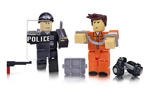 Toy Story 2 Roblox Roblox Game Pack Action Figure Prison Life Action Figures Roblox Toy Story Figures