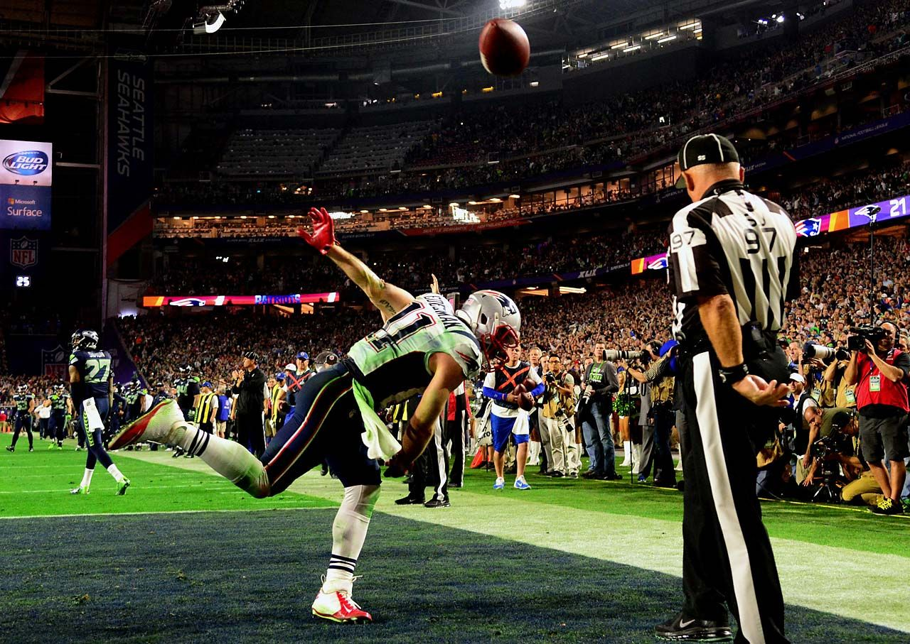 Julian Edelman Was A Thorn In The Seahawks Super Bowl Xlix Super Bowl Julian Edelman