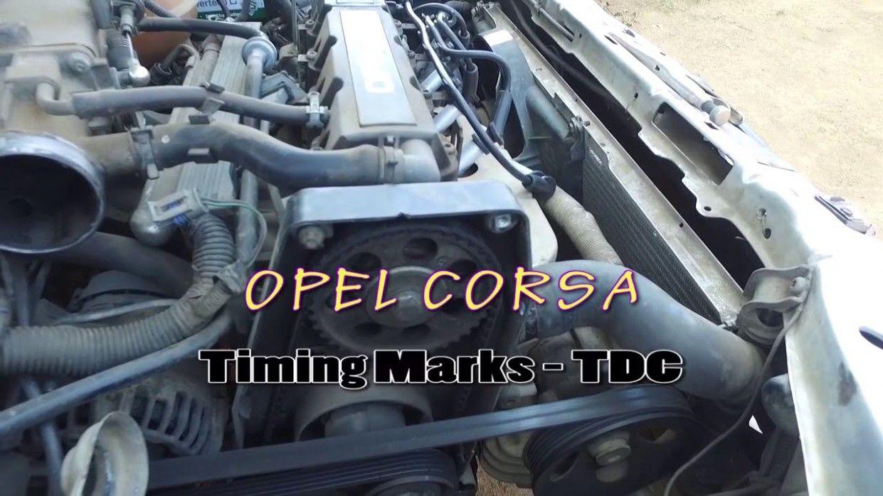 Opel Corsa Lite Engine Diagram Video