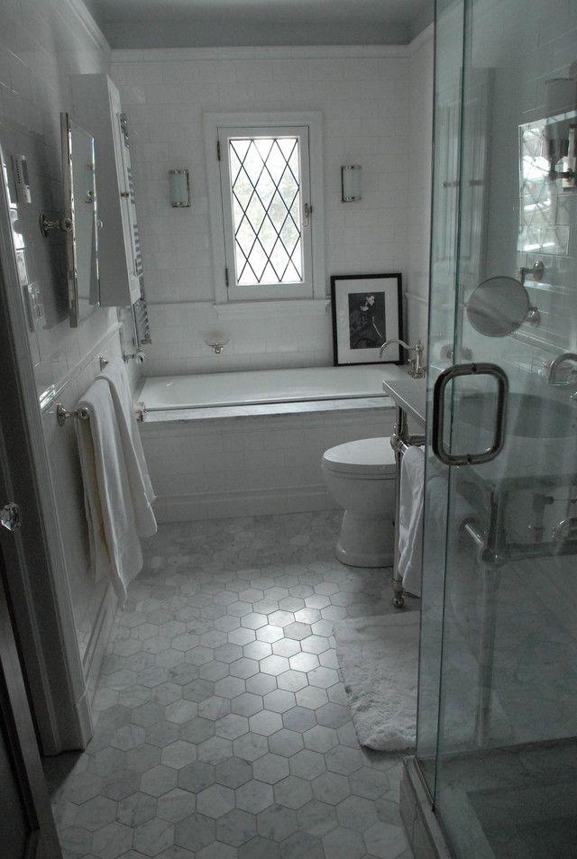 Tudor revival bathroom home decorating design forum for Tudor bathroom design