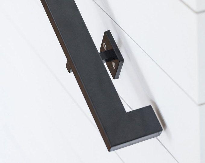 Best 6 Modern Handrail 3 Brackets Tube Steel Hand Rail 400 x 300