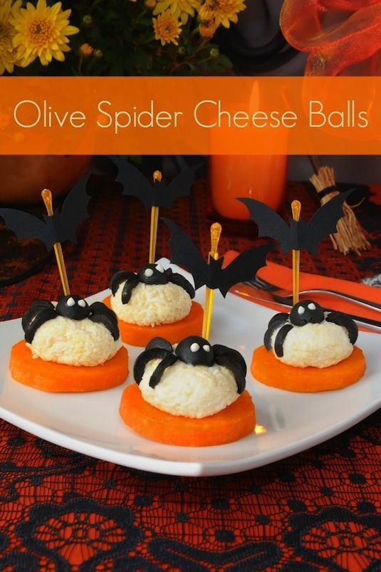 64 Healthy Halloween Snack Ideas For Kids (Non-Candy) Halloween - halloween snack ideas
