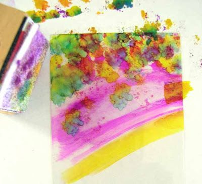 Tsr Tutorial Alcohol Inks 101 Alcohol Ink Crafts