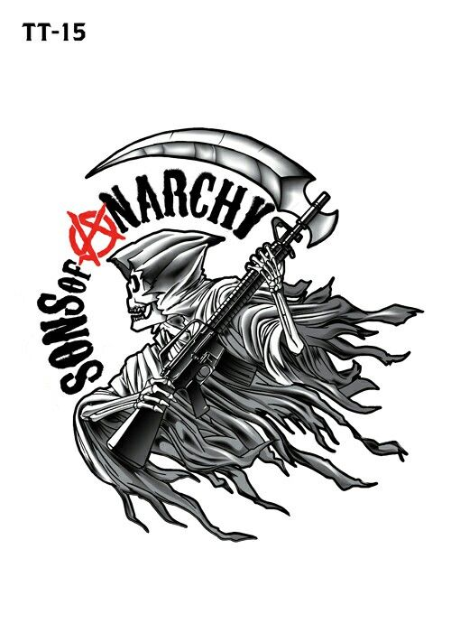 soa logo soa forever ever pinterest anarchy sons and rh pinterest co uk