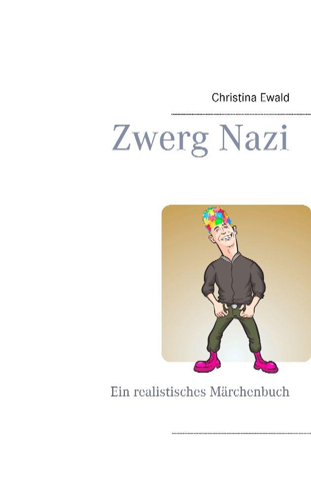 """Ich finde: Man darf nicht nur, man muss! Was lächerlich ist, macht keine Angst. Wer lächerlich wirkt, hat keine Macht über uns. In den Geschichten von """"Zwerg Nazi"""" habe ich dafür einen einfachen Weg gefunden: Ich habe ein paar Nazi-Überzeugungen einfach mal bis zu Ende gedacht - was dabei rauskommt ist oft absurd."""
