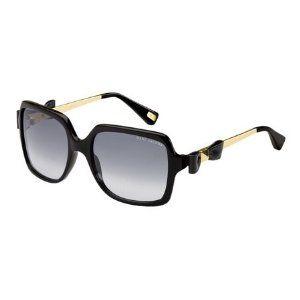 ffe621bac9 MARC JACOBS SUNGLASSES MJ 272 S 0807 BLACK (Eyewear) http