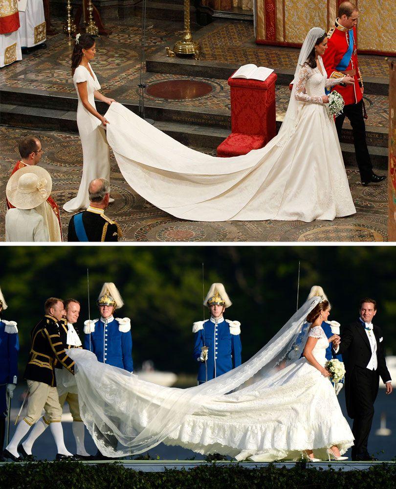 Royal Wedding Dress Off Kate Vs Princess Madeleine A Standoff In My View Princess Madeleine Kate Wedding Dress Royal Brides [ 1000 x 810 Pixel ]