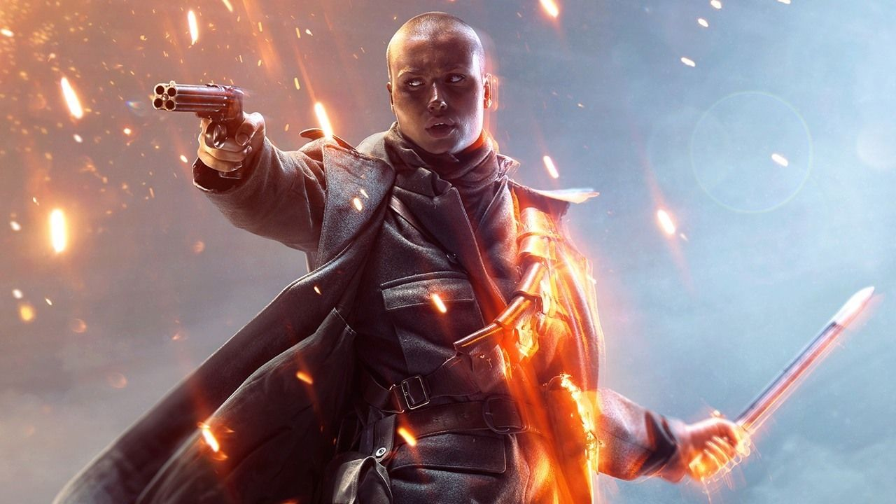 Battlefield 1 S They Shall Not Pass Dlc Is Free Right Now