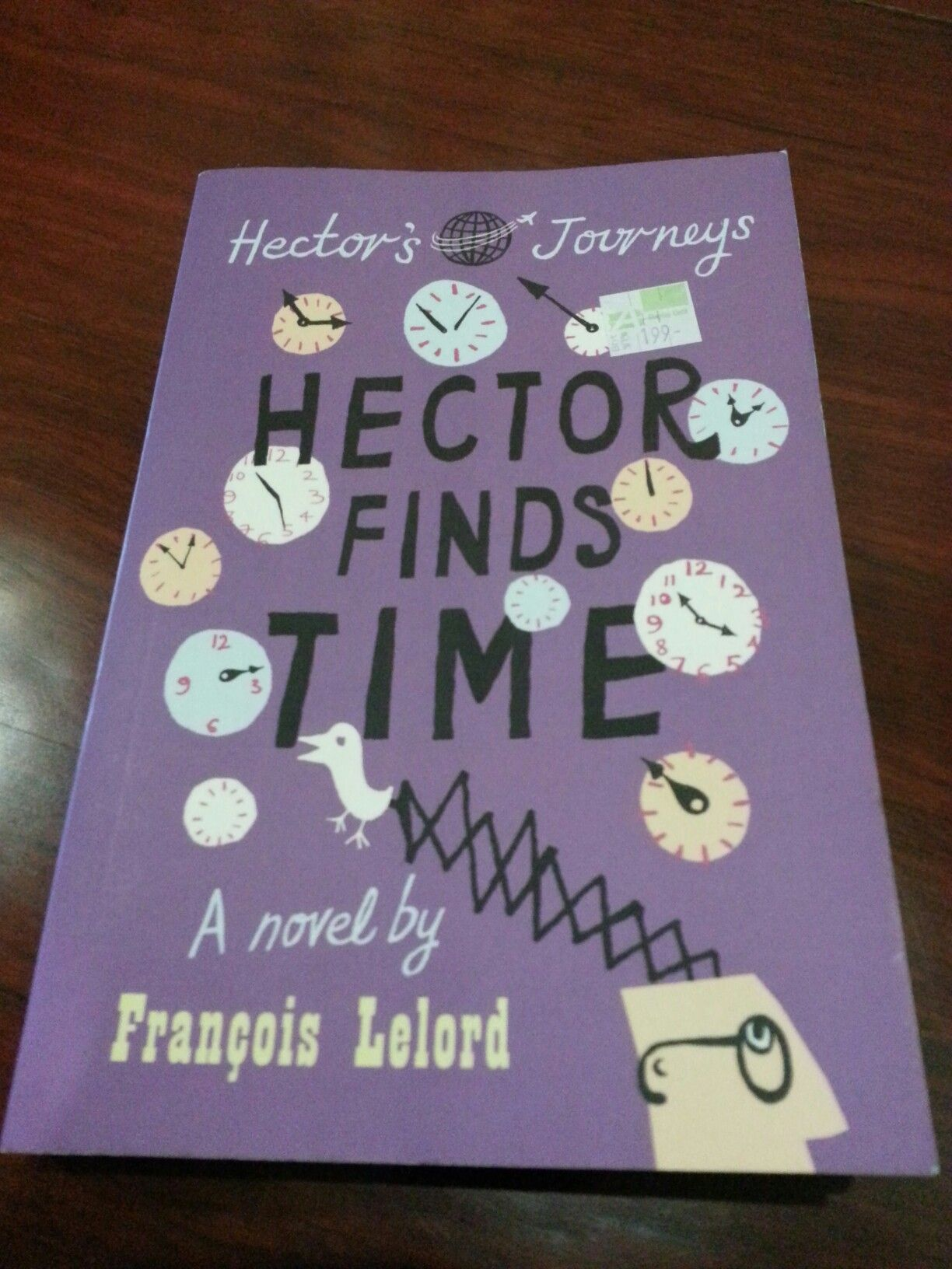 Perspective of time hector finds time read book buch
