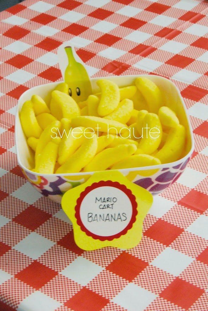 super mario bros party food ideas theme party ideas diy project idea