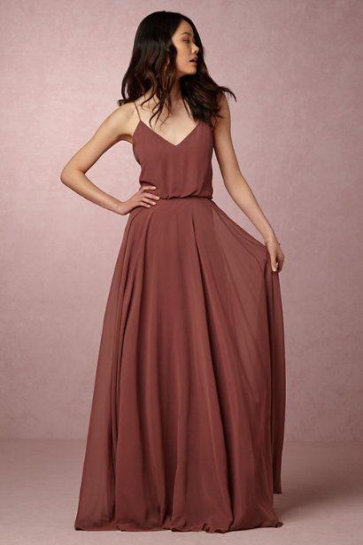 Cinnamon Rose Inesse Dress | BHLDN | Bridesmaids dresses | Pinterest ...
